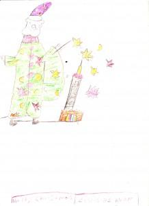 Weihnachtsgrüße aus Shisong