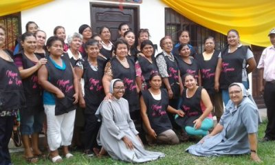 Sr. Elza Miranda  con alcune partecipanti
